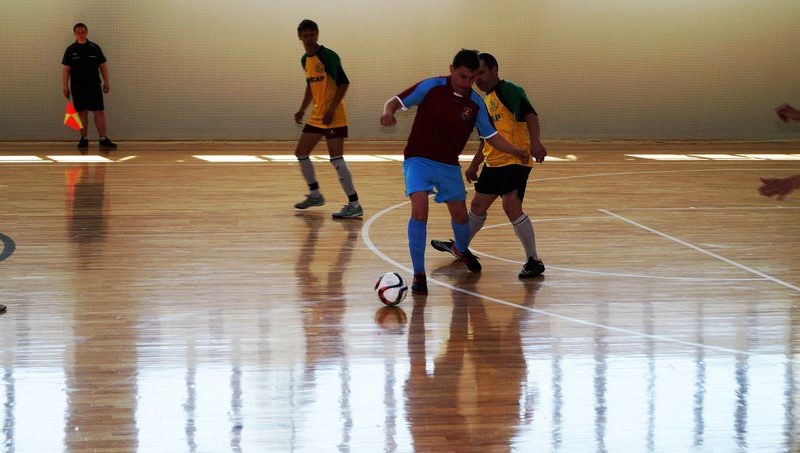 Открытый турнир по мини-футболу среди лиц с нарушением слуха