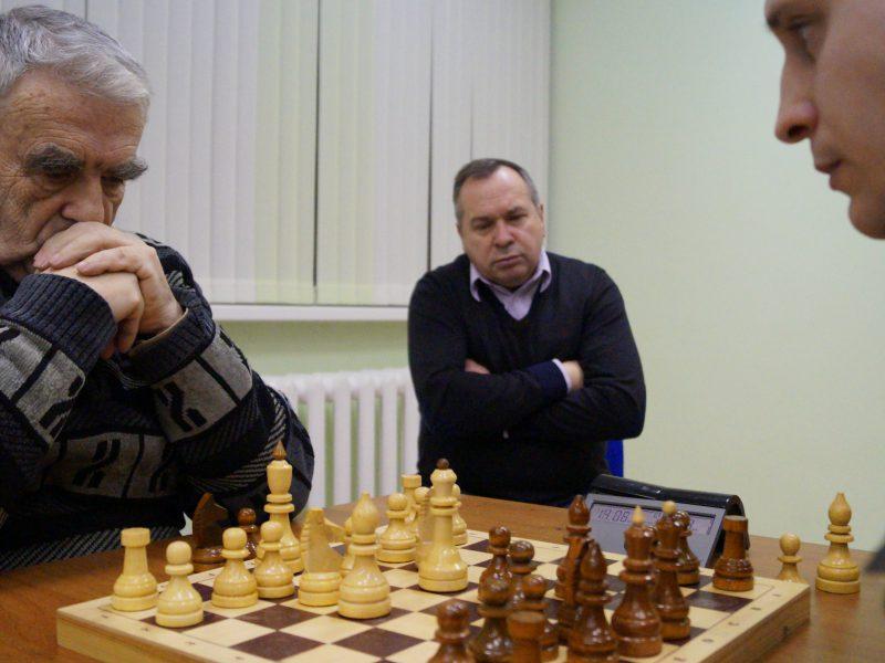 Открытый турнир по шахматам городского округа Домодедово