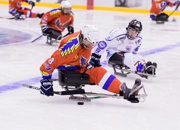 СХК «Феникс» (Россия) выиграл Кубок континента по следж-хоккею