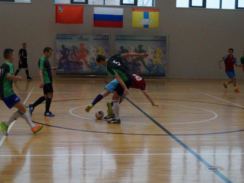 Турнир по футболу среди лиц с нарушением слуха на Кубок МБУ «ФОКИ «Старт»