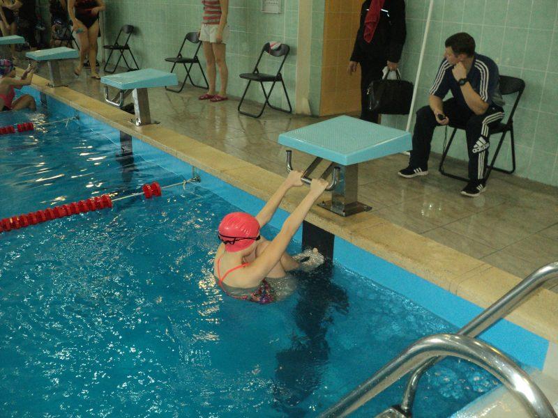 Соревнования по плаванию для лиц с ограниченными возможностями здоровья «Кубок сильнейших»