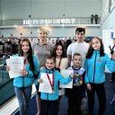 Первенство Московской области по плаванию ОДА
