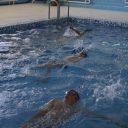 Соревнования по плаванию среди детей