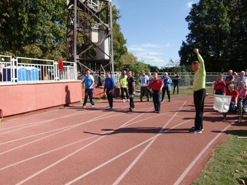 Чемпионат и первенство Московской области по легкой атлетике среди спортсменов с ПОДА