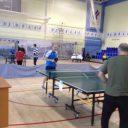 Открытые Всероссийские соревнования по настольнному теннису среди лиц с ПОДА