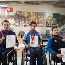 Первенство Московской области по настольному теннису (спорт лиц с поражением ОДА)