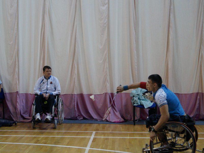 Спартакиада инвалидов Московской области