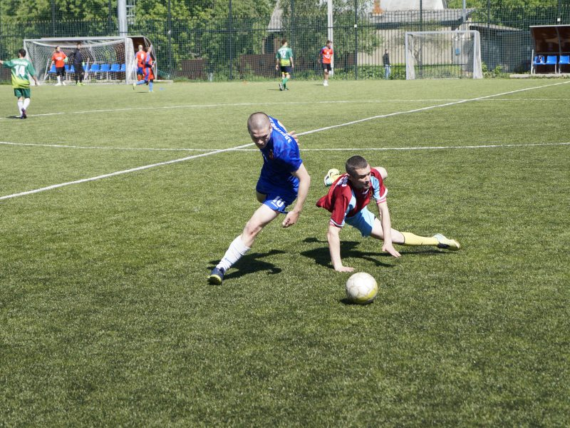 Футбол 8х8
