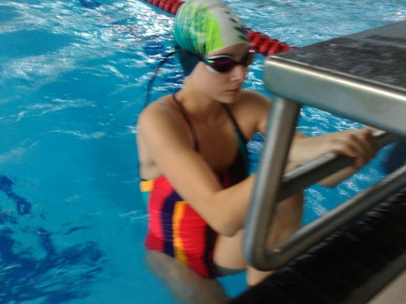 Первенство России по спорту лиц с ПОДА в дисциплине плавание