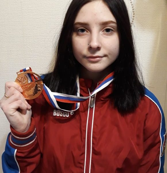 Бронза Паралимпийского Чемпионата России!
