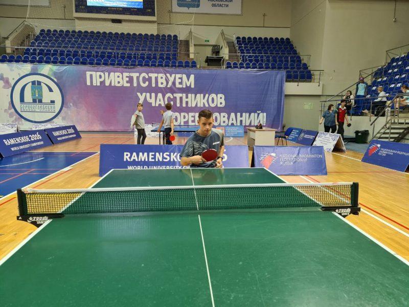 8 сентября в городе Раменское проходила X юношеская летняя Спартакиада инвалидов Московской области